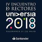 Universia 2018: IV Encuentro de Rectores