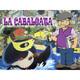 La Cabalgata 09/01/15 - Rebotados, Concejales de Fiestas y Canciones del Carnaval