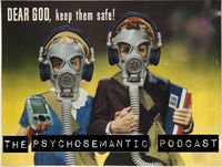 The Psychosemantic Podcast EP 37: Father's Day Punk Rock Vasectomy Recovery Hour