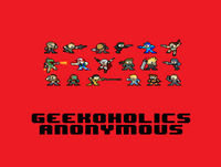 E3 Extravaganza Part 2, Spiderman, Resident Evil 2, Mega Man 11 and more - Geekoholics Anonymous Podcast 161