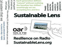 Sustainable Lens - Resilience On Radio - 26-04-2018 - Amadeo Enriquez - Museum - Science communication