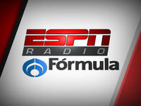 ESPN Radio Fórmula: 23/junio