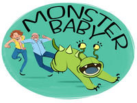 Monster Baby #20: Adventure Time!