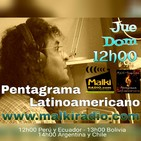 Pentagrama Latinoamericano - domingo 12.11.2017