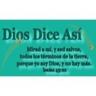 Así dice Dios