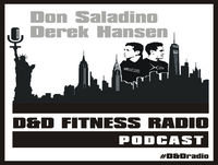 D&D Fitness Radio Podcast - Episode 021 - Dana Santas: Opening Up with the MobilityMaker