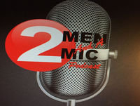035 – Two Men and a Mic Podcast – Sasquatch
