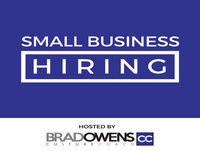 97: Why You Need to Sell Your Jobs - Small Business Hiring Live Q&A with Brad Owens