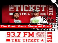 The Brett Kane Show w Michael Snow June 18th, 2 pm