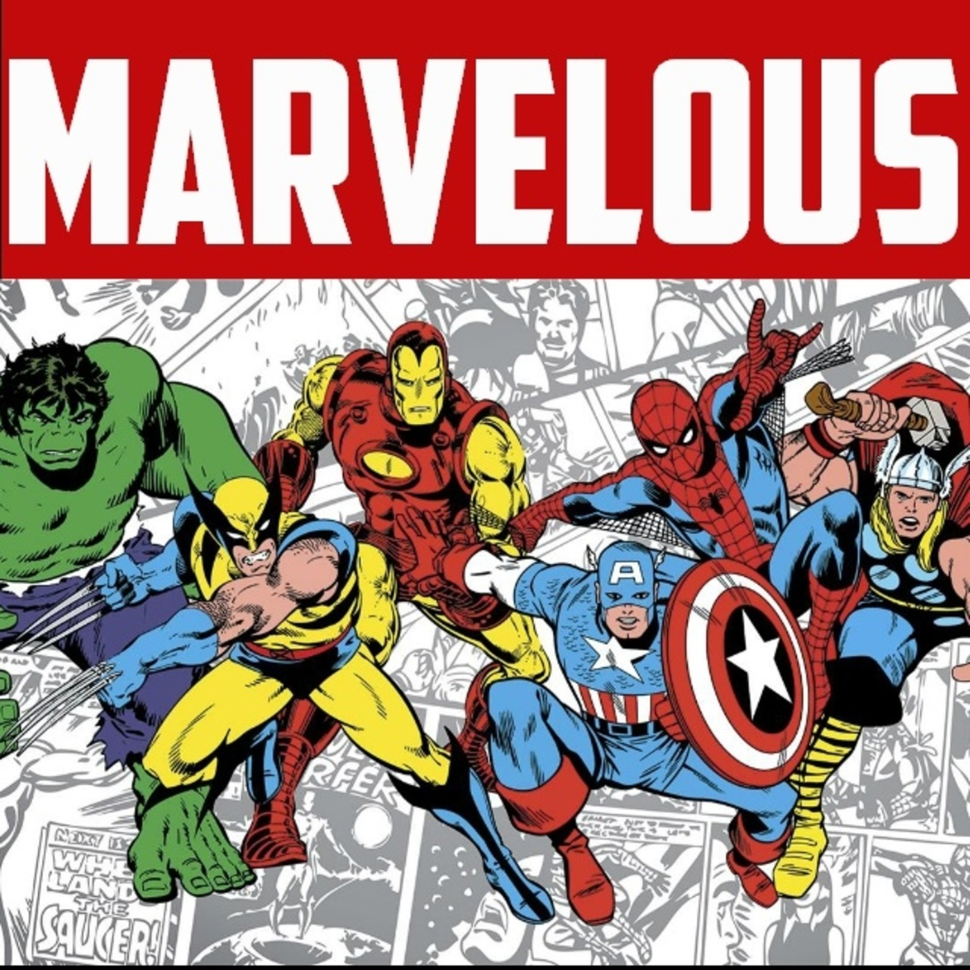Logo de Marvelous