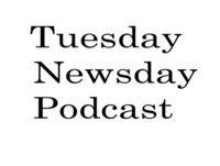 TuesdayNewsday #30 (5 - 25 - 18)