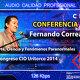 FERNANDO CORREA - Marte Ciencia y Femomenos Paranormales - Congresos CIO Uritorco
