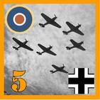 La Batalla de Inglaterra #5 Los cazas de la R.A.F. de 1940