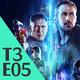 3x05 - Blade Runner (12/10/17)