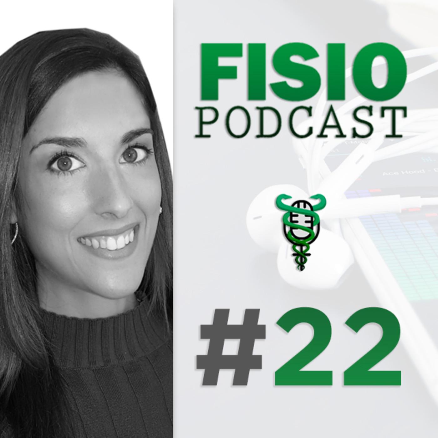 #22 Ejercicio terapéutico y cáncer, con Cristina Roldán (2/2)