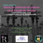 Alerta de violencia de género en el Estado de México