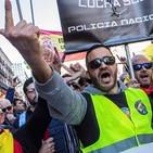 La Policía Nacional y la Guardia Civil se alzan contra el gobierno.