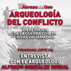 El Abrazo del Oso - Arqueología del conflicto: Entrevista con el arqueólogo Alfredo González Ruibal