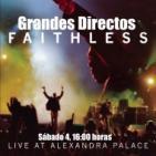 Faithless, Live at Alexandra Palace (Emisión 04 06 2016)