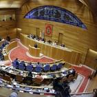 A tope de competencias, por el Parlamento de Galicia