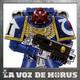 LVDH 72 - La servoarmadura, elemento icónico de Warhammer 40k
