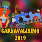 Carnavalísimo 2019 lunes 4 marzo 2019