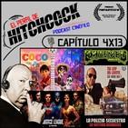 El Perfil de Hitchcock 4x13: Coco, Justice League, Entrevista Javier Castellanos (Exhumed Movies) y La polizía secuestra