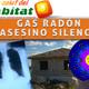 GAS RADÓN, EL ASESINO SILENCIOSO. La Salud del hábitat, (Programa 26) con Joan Carles López