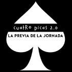 4Picas 2.0 07x155 - Previa de la Jornada 33 Liga Santander