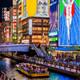 Distrito de Dotonbori - Japón Ancestral 4