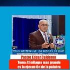 Tema:EL milagro mas grande es la ejecución de la Palabra