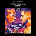 UFC Vegas 5 Brunson vs Shahbazyan