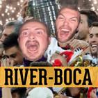 """""""ME HA DECEPCIONADO EL RIVER-BOCA, NO HA HABIDO MUERTOS"""""""