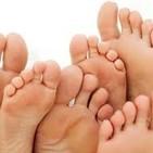Cuidemos nuestros pies - Hongos