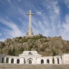 Valle de los caídos y Franco