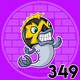 Nivel Escondido 349