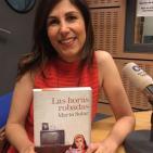 """""""Las Horas Robadas"""" nuevo libro de la gallega MARIA SOLAR"""
