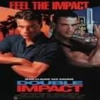 La Viñeta. Vida y obras de Van Damme y Steven Seagal. Infinity War también.