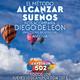 El método Alcanzar Sueños con Diego de León