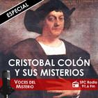 Voces del Misterio nº.624: CRISTÓBAL COLÓN Y SUS MISTERIOS, con Jesús Callejo