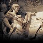 40 Los tres amigos. Octavio, Agripa y Mecenas - Relatos Históricos