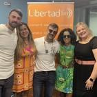 Amistades Peligrosas presenta #PactodeSal en #todosenLibertad con Eva Robles