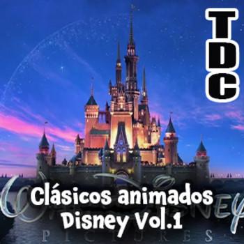 TDC Podcast - 135 - Disney, los clásicos animados Vol.1