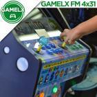 GAMELX FM 4x31 - Aventuras y desventuras en los recreativos