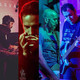 Carvaleos Rock - Martin Busnadiego en Cafe Milenium