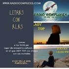 LETRAS CON ALAS con LADY TOP, RADIOCOMPLICES.COM, FERNANDO RODRIGUEZ, SAM Y PEDAZITOS, Programa 19/03/2020