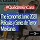 Misterio3 Portada The Economist Junio 2020 / Películas y Series de Terror Mexicanas