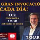 VIVE LA GRAN INVOCACIÓN ¡CADA DIA! - Programa 2 - Tzharek y Jesica V.S