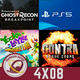 GR (4x08) PS5, Ghost Recon Breakpoint, Contra Rogue Corps, Yooka-Laylee and the Impossible Lair