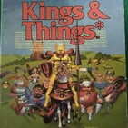 Episodio 004. Kings & Things & Ars Magica